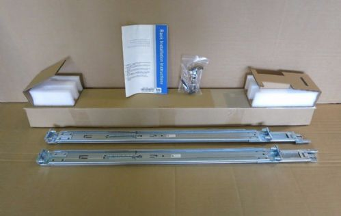 New Dell 9D83F 1U ReadyRails Rack Sliding Rail Kit For Poweredge R320 R420 R620